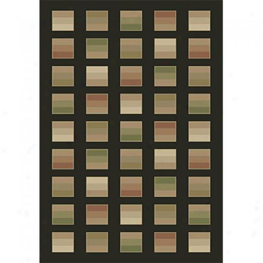 Orian Rugs Inspiration 2 X 7 Uptown Granite Area Rugs