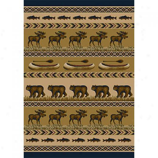 Orian Rugs Magic 2 X 7 Trophy Evening Area Rugs