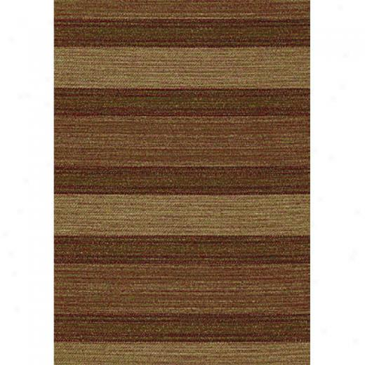 Orian Rugs Magic 8 X 11 Tribecca Spanish Red Area Rugs