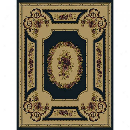 Orian Rugs Mystic 2 X 3 Versailles Evening Area Ruys