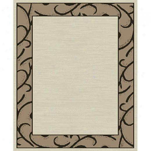 Orian Rugs Patio 5 X 8 Phoebe Nugty Area Rugs