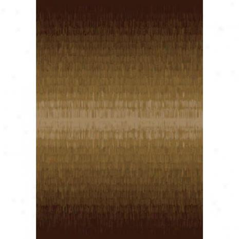 Orian Rugs Shagadelic 5 X 7 Raindance Brown Area Rugs