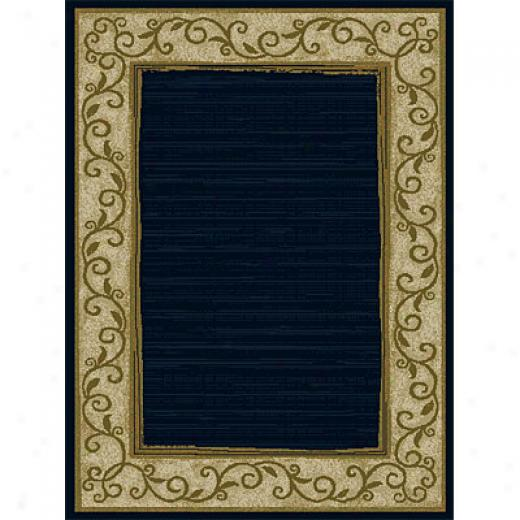 Orian Rugs Weave So Soft 2 X 6 Rush Border Evening Area Rugs