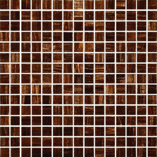 Original Style Gold Fleck Mosaic Mixed 13/16 Sqn Felipe Tile & Stone
