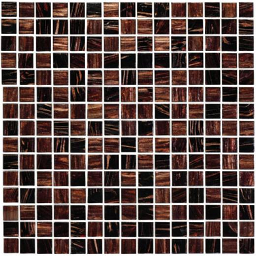 Original Style Gold Fleck Mosaic Mixed 13/16 Cedar Tile & Stone