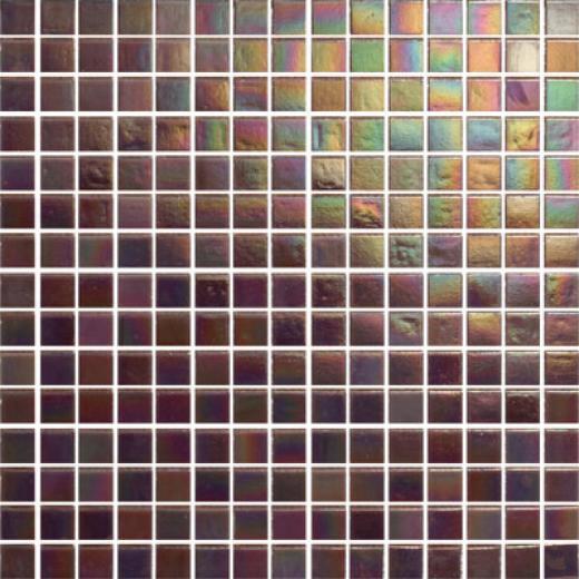 Original Style Iridescent Glass Mosaic 13/16 Monch Tile & Stone