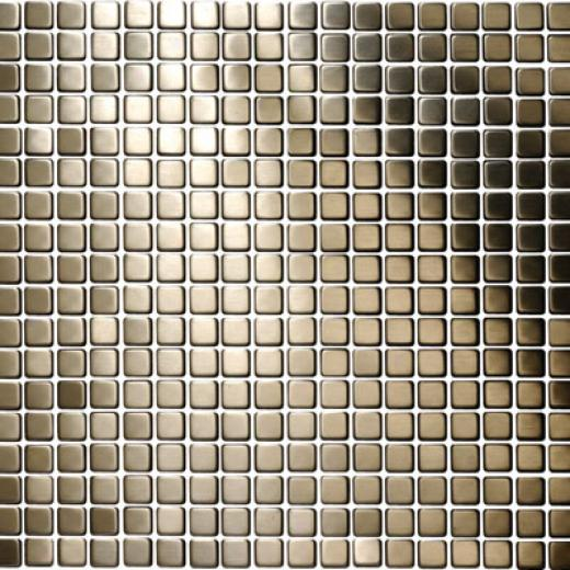Original Style Metal Mosaics Grenadier Brushed Tile & Stone