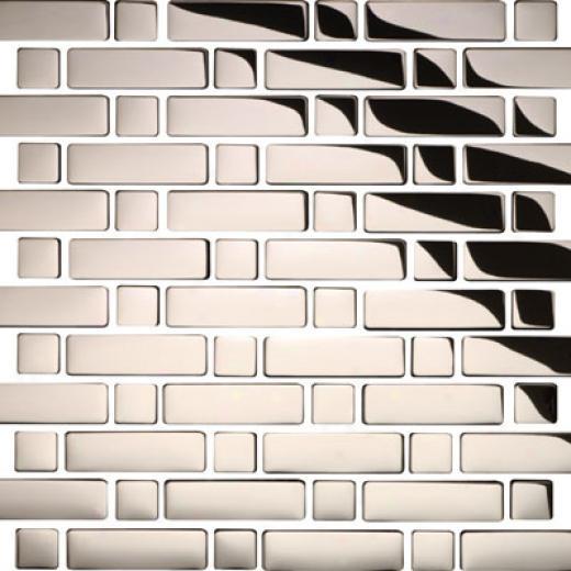 Original Style Metal Mosaics Cavalier Poliehed Tile & Sfone