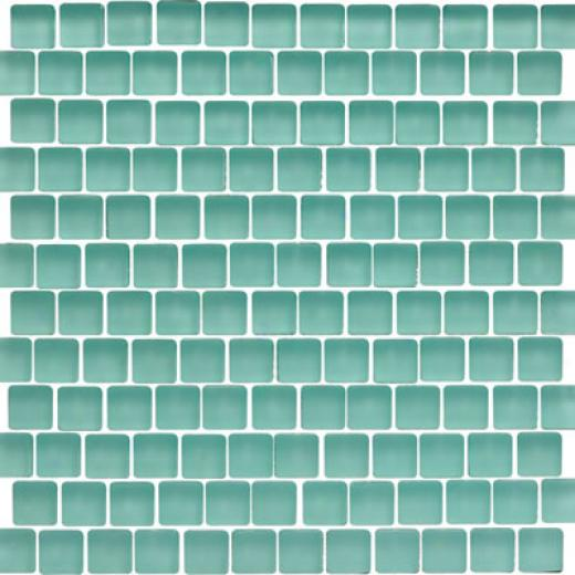 Original Style Offset Sky Sole Frosted Mosaic Columbia Tile & Stone