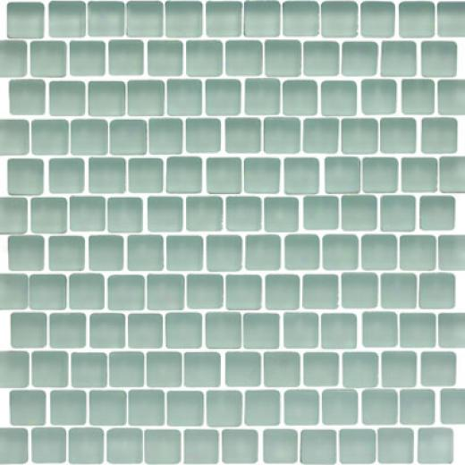 Original Style Offset Sky Single Frosted Mosaic Volga Tile & Stone