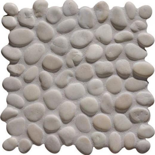 Original Style Pebble Mosaic Pink Oahu Tile & Stone