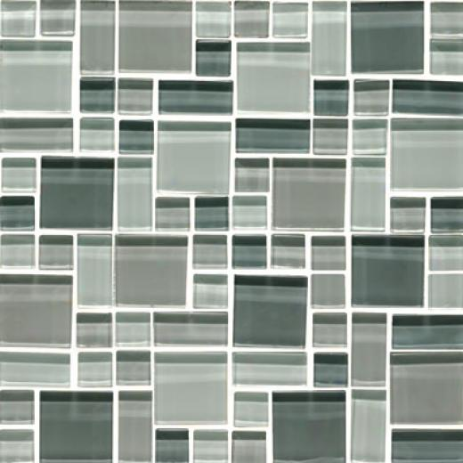 Original Style Random Pattern Clear Mixed Mosaic Victoria Tile & Stone