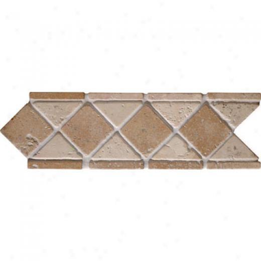 Original Style Stone Borders Noce Athenian Diamond Tile & Stone