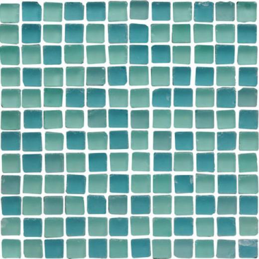 Original Style Tumbled Beach Waxhed Mixed Mosaic Superior Tile & Rock