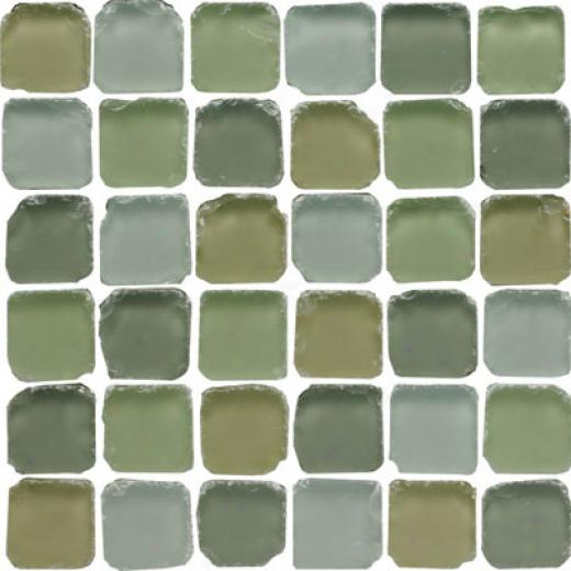 Original Style Tumbled Earth Promiscuous Mosaic Chad Tile & Stone