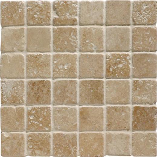 Original Style Venetian Mosaic 1 7/8 Noce Tile & Stone