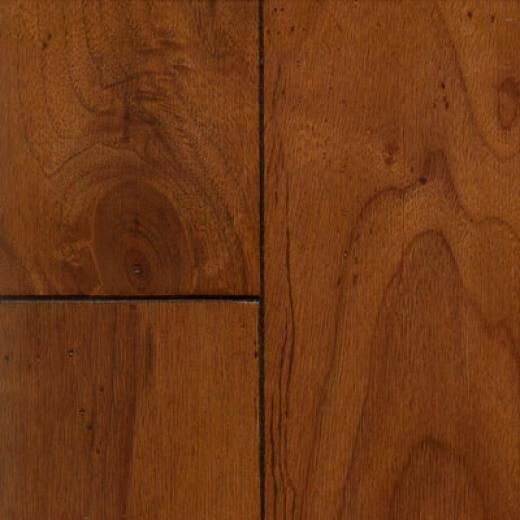 Patina Floors Relics Sculpted Butternut Walnut Hardwood Flooring