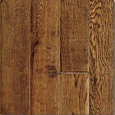Pinnacle Forest Glen Classics Hand Scraped Hard Oak Post Oak Hardwood Flooring