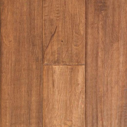 Pinnacle Mountain Lodge Classics Elkhorn Hardwood Flooring