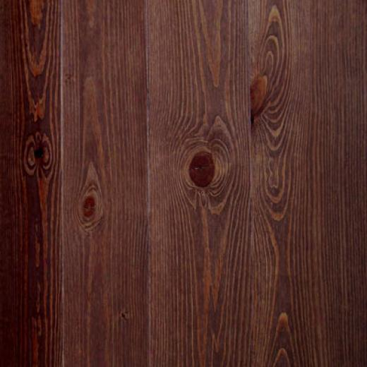 Pioneered Wood Cheyenne Rustic Pine Prefinished Bourbon Hardwood Flooring