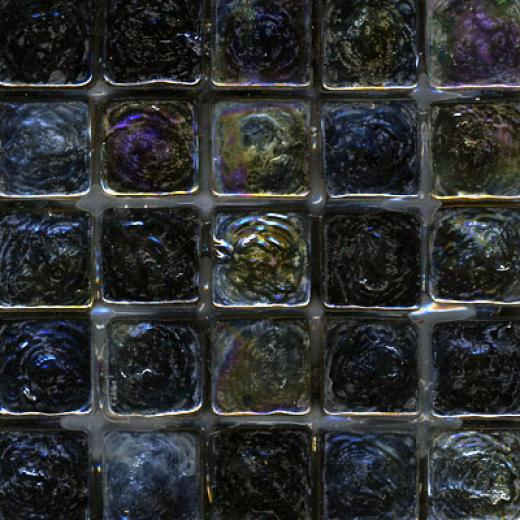 Portobello Cool Gem Mosaic 1 X 1 Emerald Tile & Stone