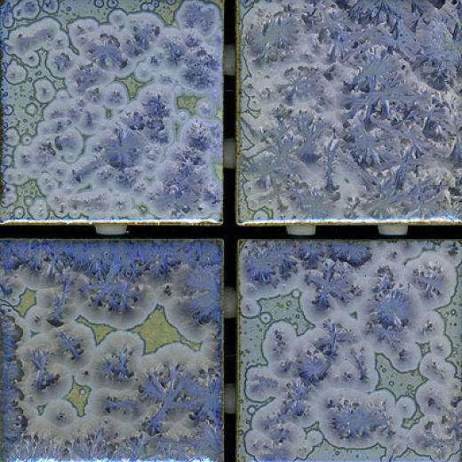 Portobello Crystaline 3 X 3 Surf Tile & Stone