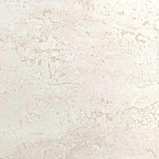 Portobello Damascato 12 X 12 White Tile & Stone