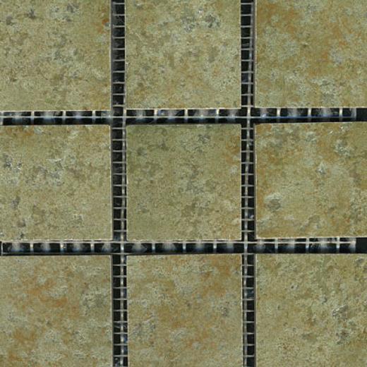 Portobello Empire Mosaic Toltec Inlaid Tile & Stone