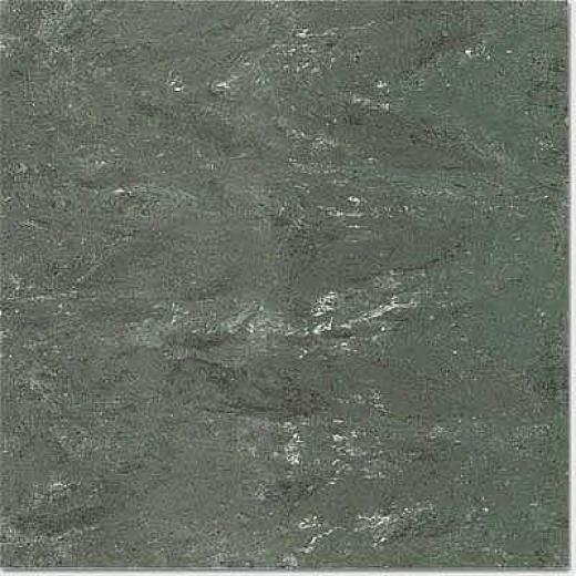 Portobello Galleria 18 X 18 Polished Rectified Domenico Verde Tile & Stone