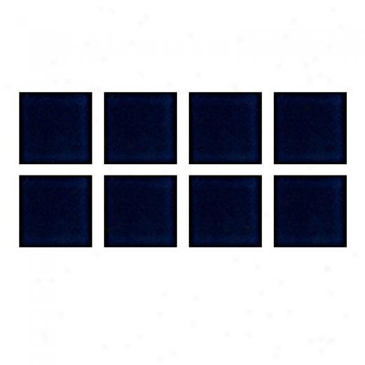 Portobello Illusions Mosaic Cobalt Blue Mossic Tile & Stone