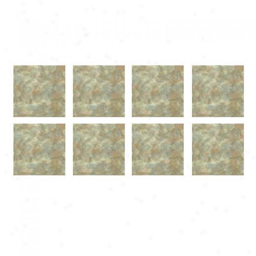 Portobello Marmrre Mosaic Rose Tile & Stone