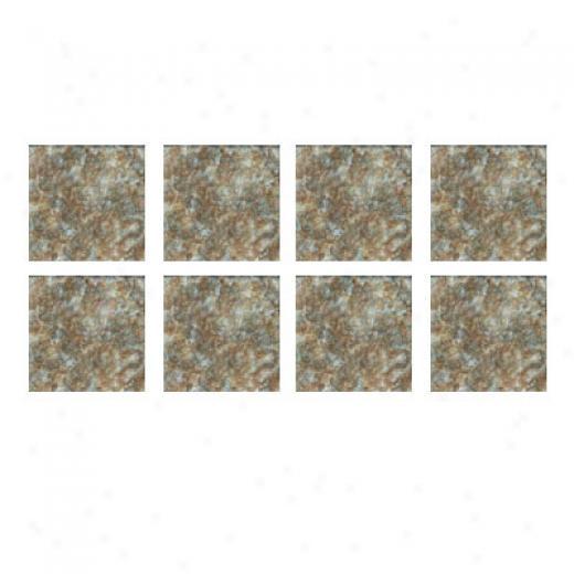 Portobello Pebblestone Mosaif Sedona Red Mosaic Tile & Stone