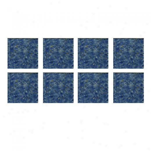 Portobello Pompeii Mosaic Steel Blue Mosaic Tile & Stone