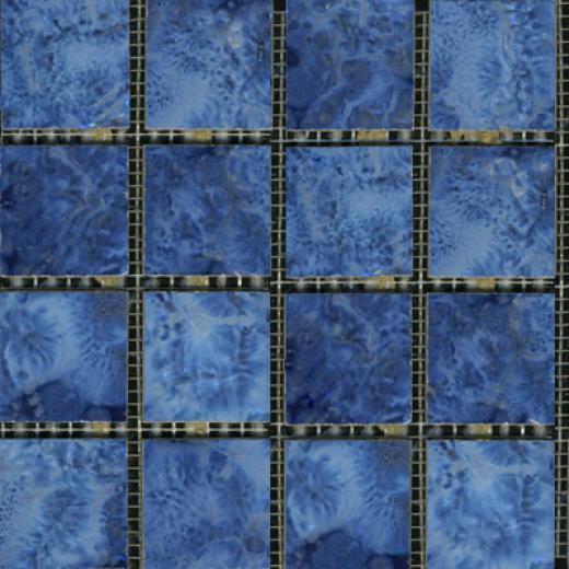 Portobello Watercolours Mosaic Azure Mosaic Tile & Stone