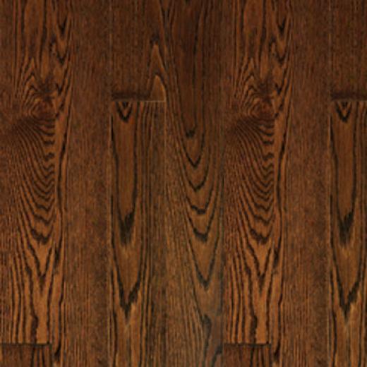 Preverco Engenius 5 3/16 Red Oak Cappuccino Hardwood Flooring