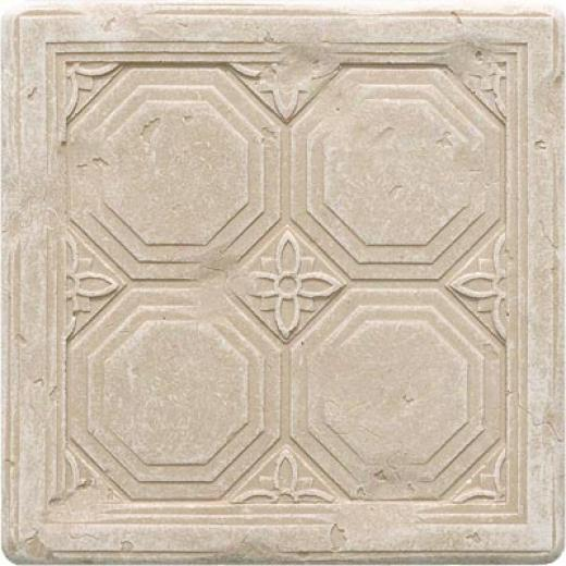 Questech Dorset Floor Accents - Travertine Essex Dot Tile & Stone