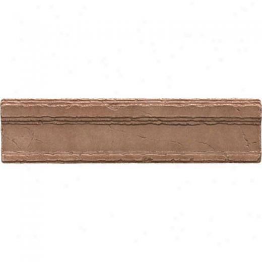 Questech Stone Shadow Liner 3 X 12 Doric Noche Tile & Stone