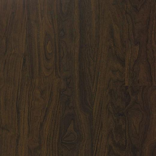 Quick-step Eligna Unicliv Long Plank 8mm Chocolate Walnut Laminate Flooring