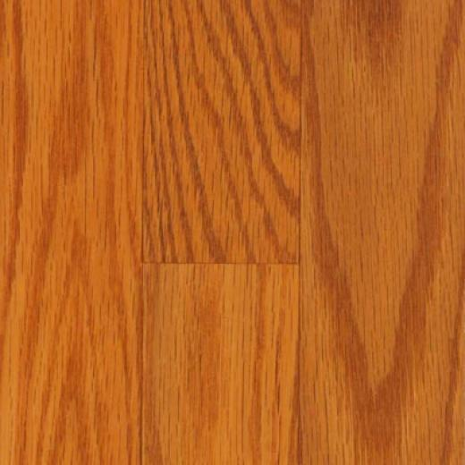 Quick-step Eligna Uniclic Loong Plank 8mm Honey Red Oak 3-strip Laminate Flooring