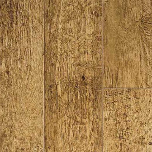 Quick-step Perspective 4 Sided 9.5mm Harvest Oak Laminate Flooring