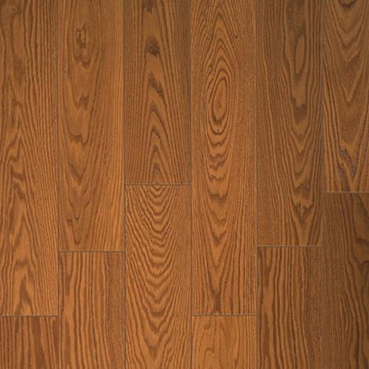 Quick-step Perspectives 4 Sided 9.5mm Stained Red Oak Laminate Flooring