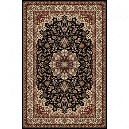 Radici Usa Bilmtore Iii 2 X 8 Runner Black Superficial contents Rugs