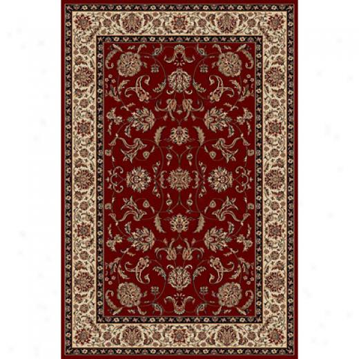 Radici Usa Biltmore Iv 2 X 8 Runner Light Ivory Aeea Rugs