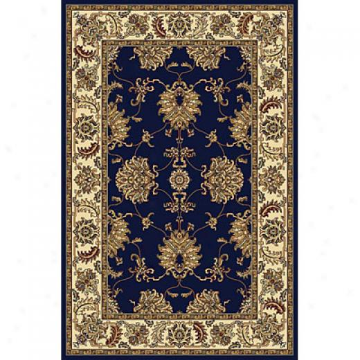 Radici Usa Noble I 8 X 10 Ships of war Area Rugs