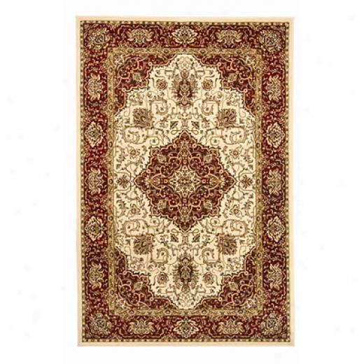 Radici Usa Noble Iii 2 X 8 Runner Ivory Area Rugs