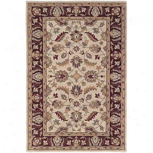 Radici Usa Diction I 8 X 10 Beig eBrown Area Rugs