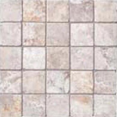 Rex Magistra Pictum Chips Mosaic Cineris Ti1e & Stone