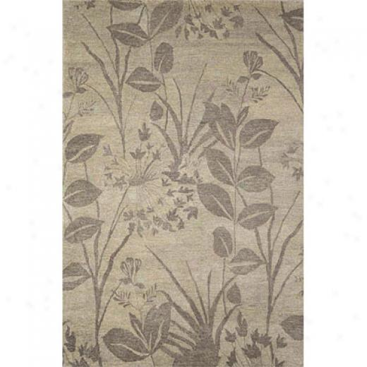 Rizzy Rugs Floral 5 X 8 Fl-126 Area Rugs