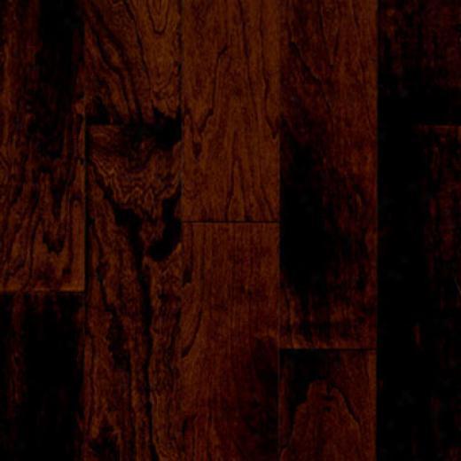 Robbins Artesian Classics Color Wash Collection Cherry Cinnamon Mist Hardwood Flooring