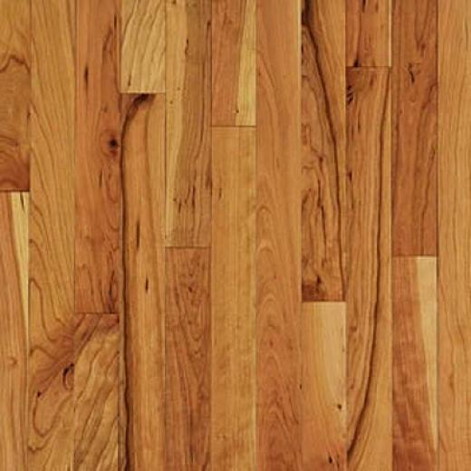 Robbins Urban Exotics Collection Strip Cherry 2 1/4 Country Illegitimate Hardwood Flooring
